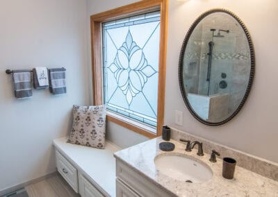 Marble Type Bathroom Modeling
