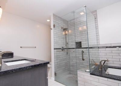 Pattern Bathroom Modeling