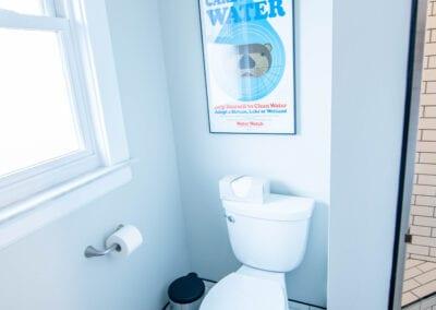 Aqua Designed Bathroom Flooring and Walls Modeling