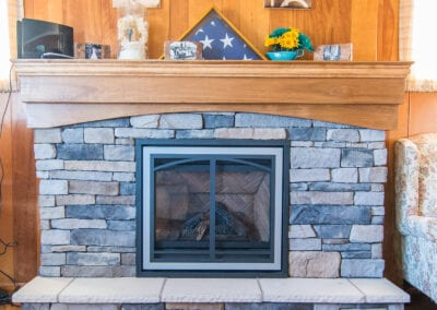Fireplace Design and Modeling